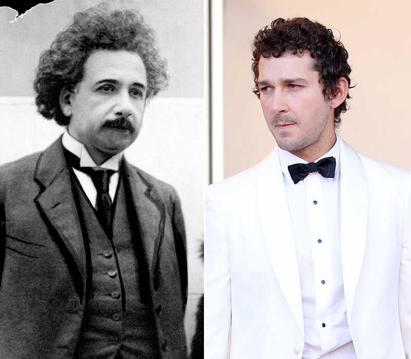 7 Celebs Who Time-Traveled From Other Eras | Very Real