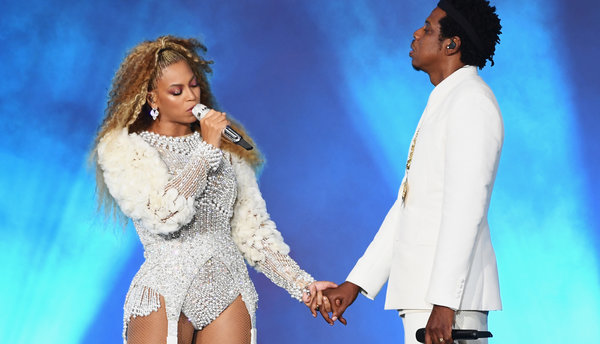 Beyonce and JAY-Z Chased Off Stage At Concert By Overzealous Fan