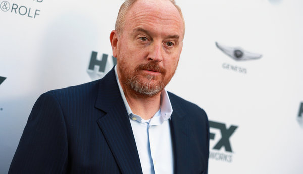 Louis CK Under Fire for Comments About Gender Identity & Parkland Survivors