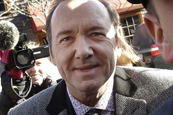 Actor Spacey does not enter plea on sex assault charge in Nantucket