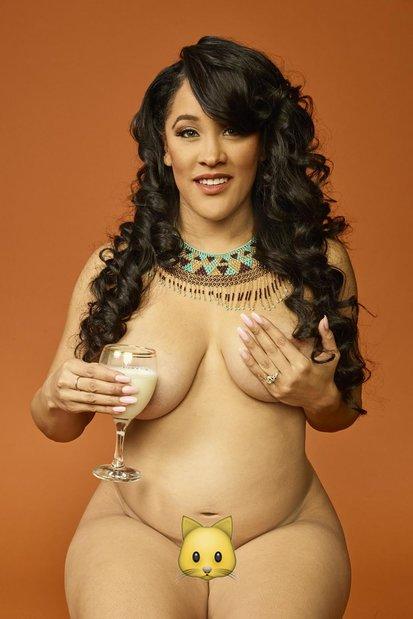 Something Megan on bad girls club naked