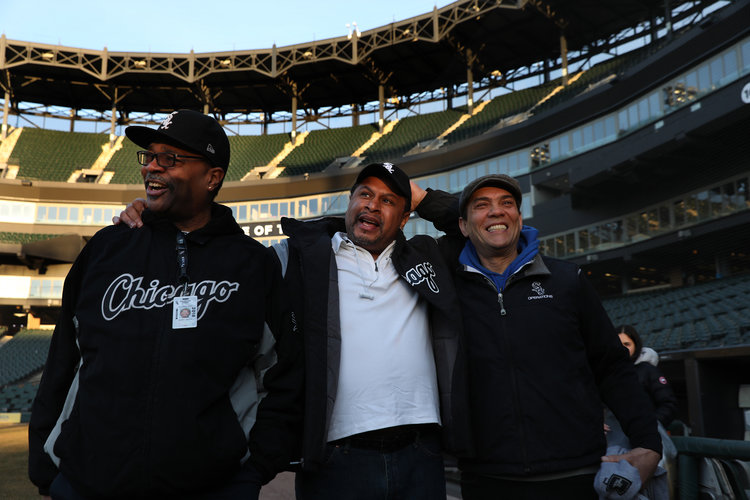 ChiSox rehire wrongfully imprisoned man