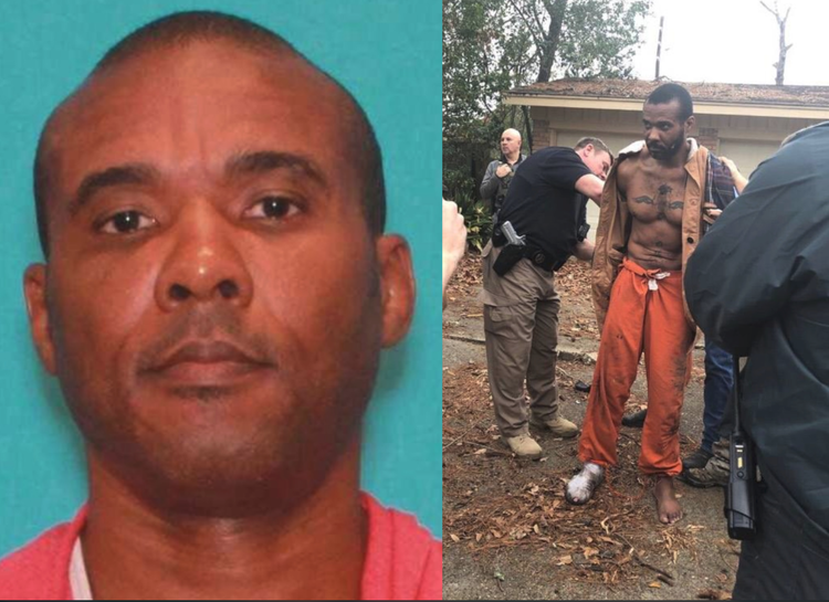 Cedric Marks escapes custody north of Houston, considered extremely unsafe