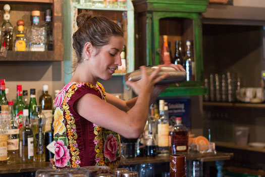 Bartender sex