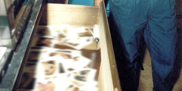 Jeffrey dahmer victims crime scene photos