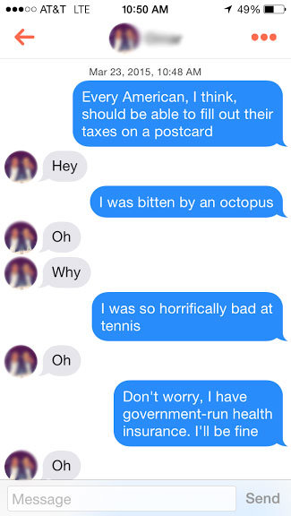How to respond to hey on tinder