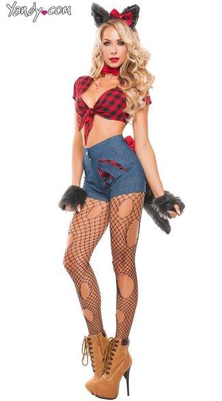 Sexy winnie the pooh costume