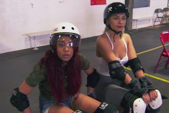 BGC Social Disruption: Bad Girl Roller Derby