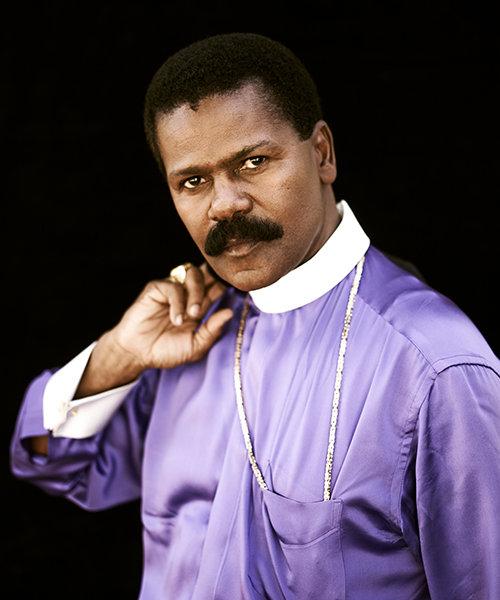 Bishop Ron Gibson