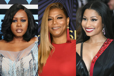 Queen Latifah Weighs In On The Remy Ma/Nicki Minaj Beef