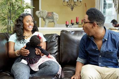 Dominique and Deitrick Haddon Have a Son! | Preachers of L ...