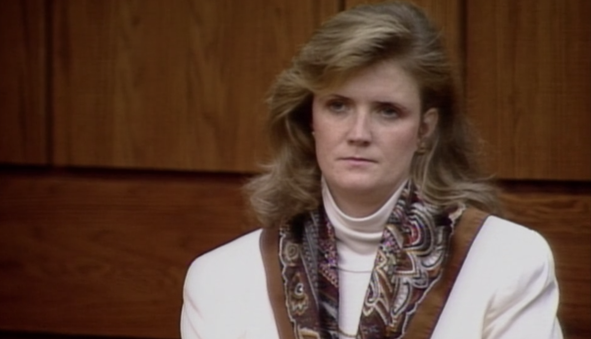Regina Keegan, testifying at Lorena Bobbitt's trial