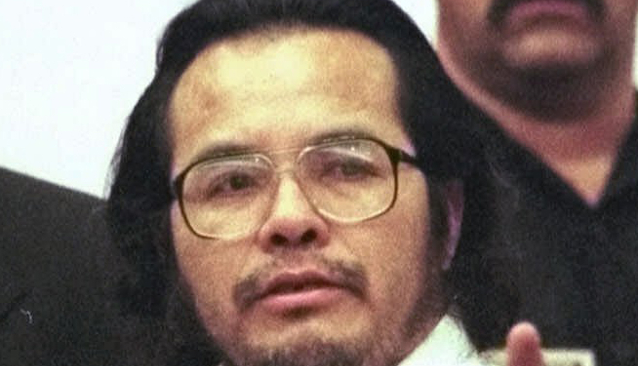 Serial Killer Ángel Maturino Reséndiz in court.