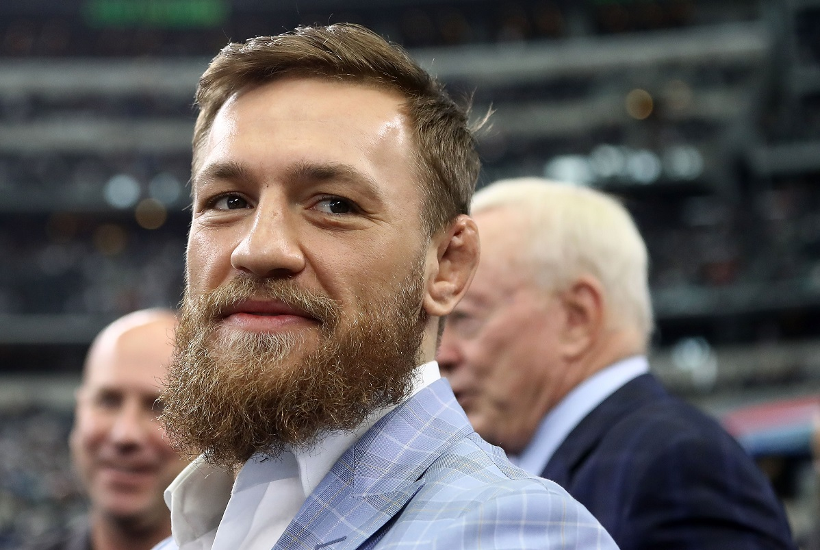 MMA Fighter Conor McGregor Allegedly Punches Old Man In Head Over Whiskey Diss