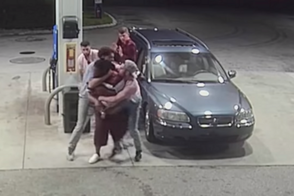 Spring breakers stop attempted robbery