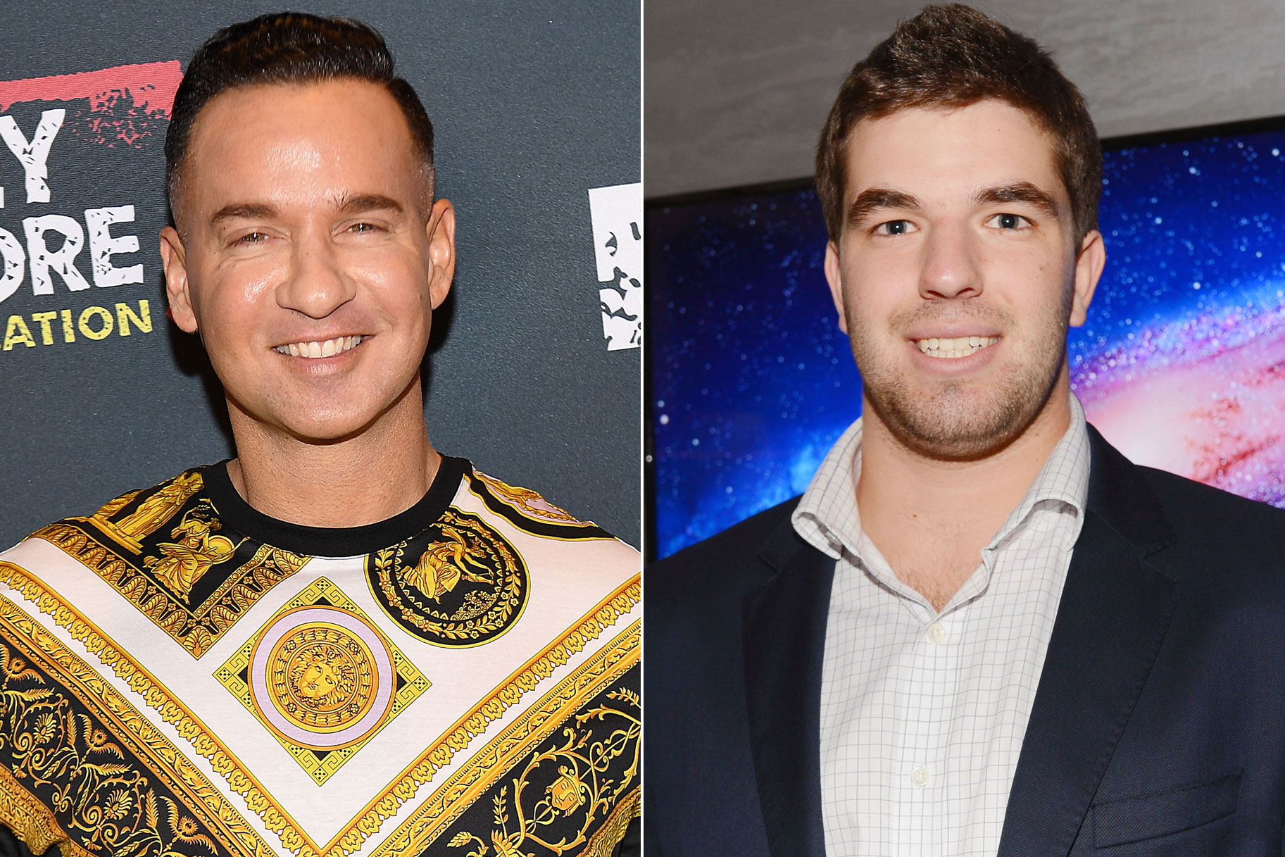 Mike 'The Situation' Sorrentino and Billy McFarland