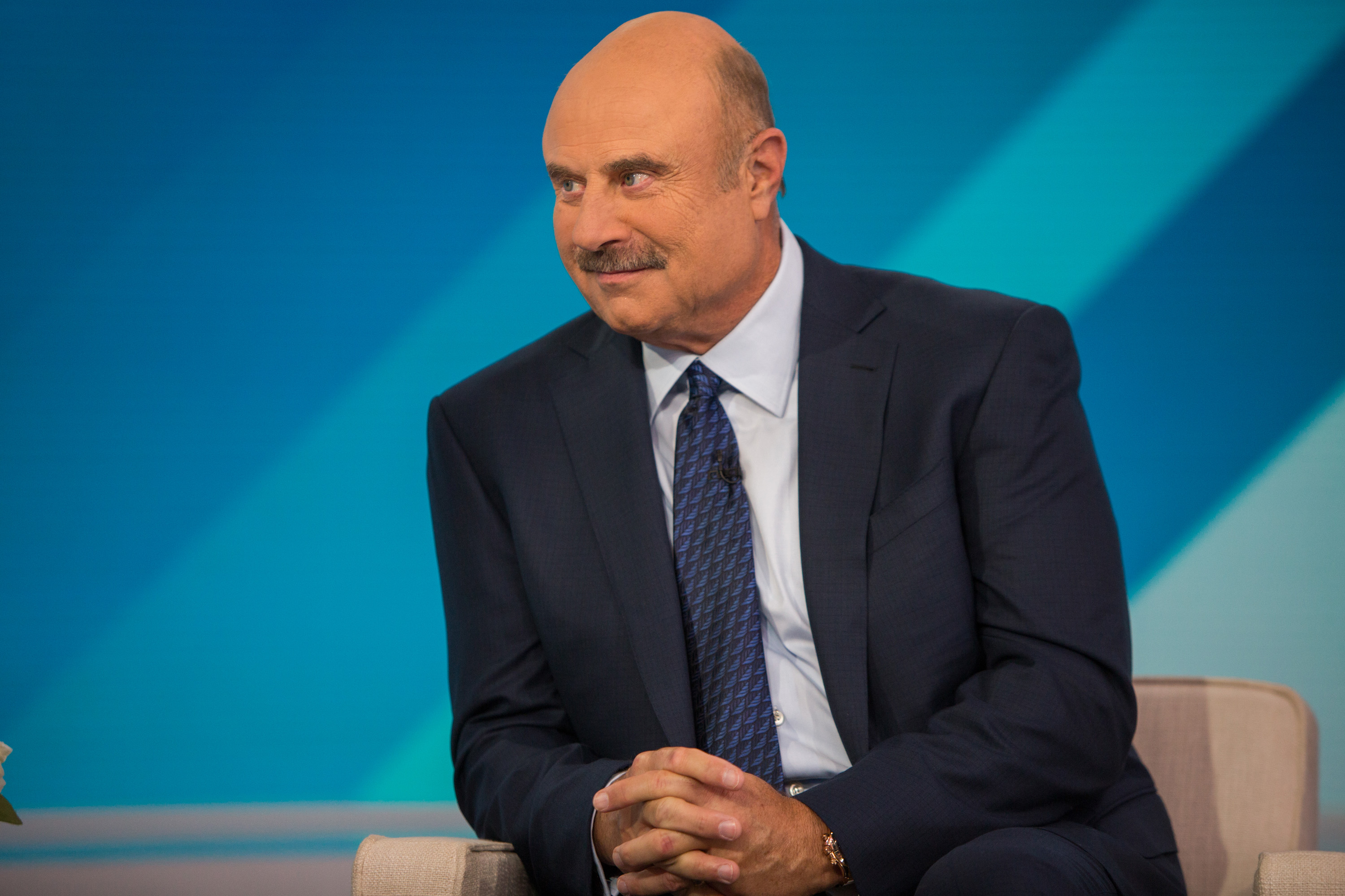 Erin Caffey Dr Phil : They are going to destroy him and the show, the production assistant said.