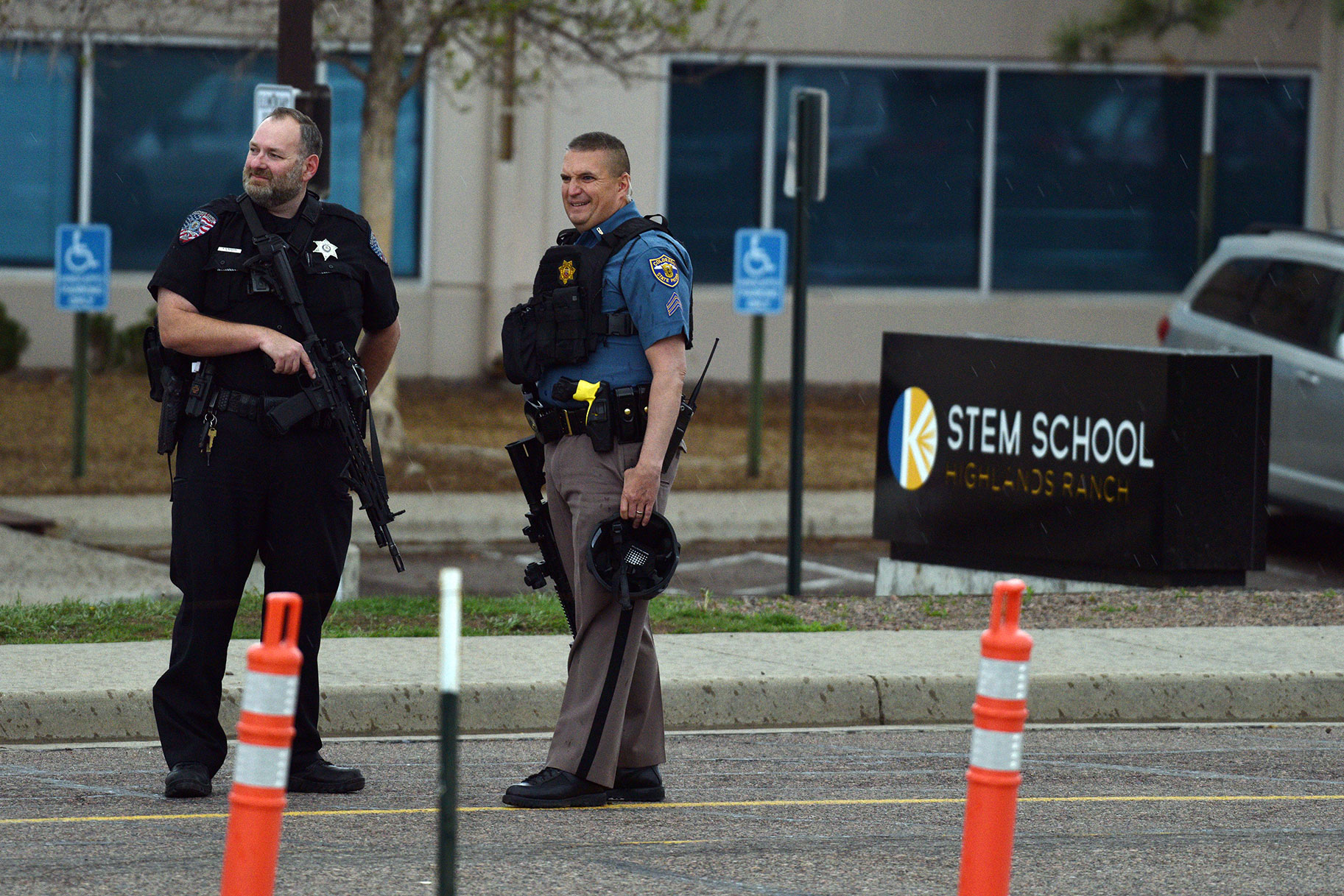 STEM school shooting