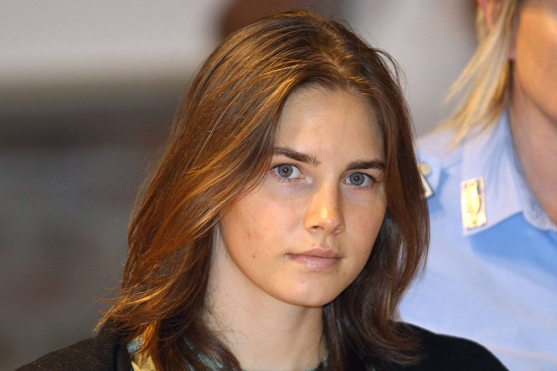 Amanda Knox Returns To Italy For The First Time Since Infamous Imprisonment And Acquittal