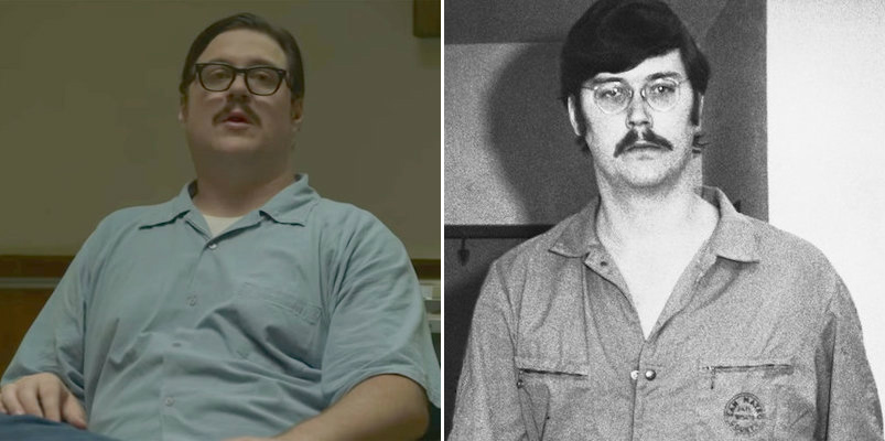 "Ed Kemper from ""Mindunter"""