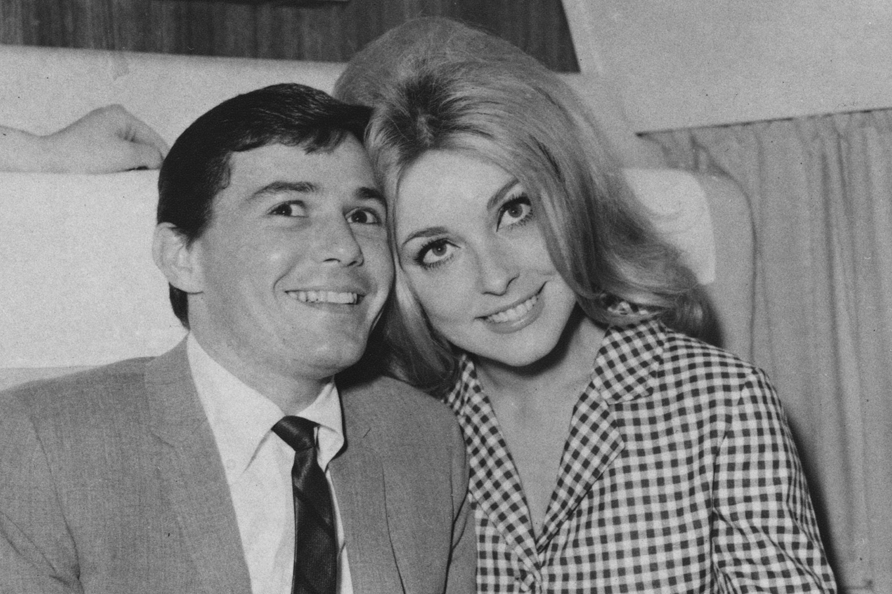 Sharon Tate And Jay Sebring G