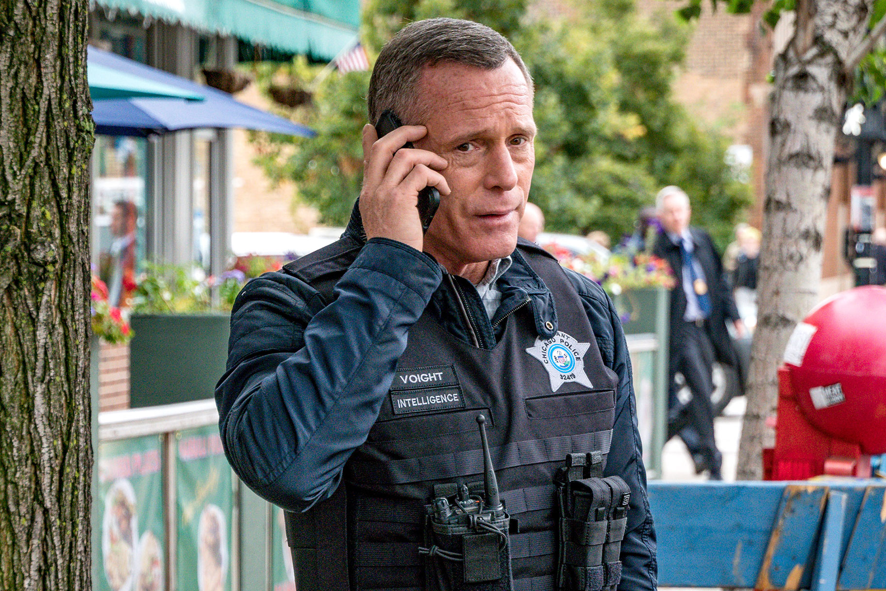 Chicago P.D.: Can Voight Outrun His Past? - Todays News