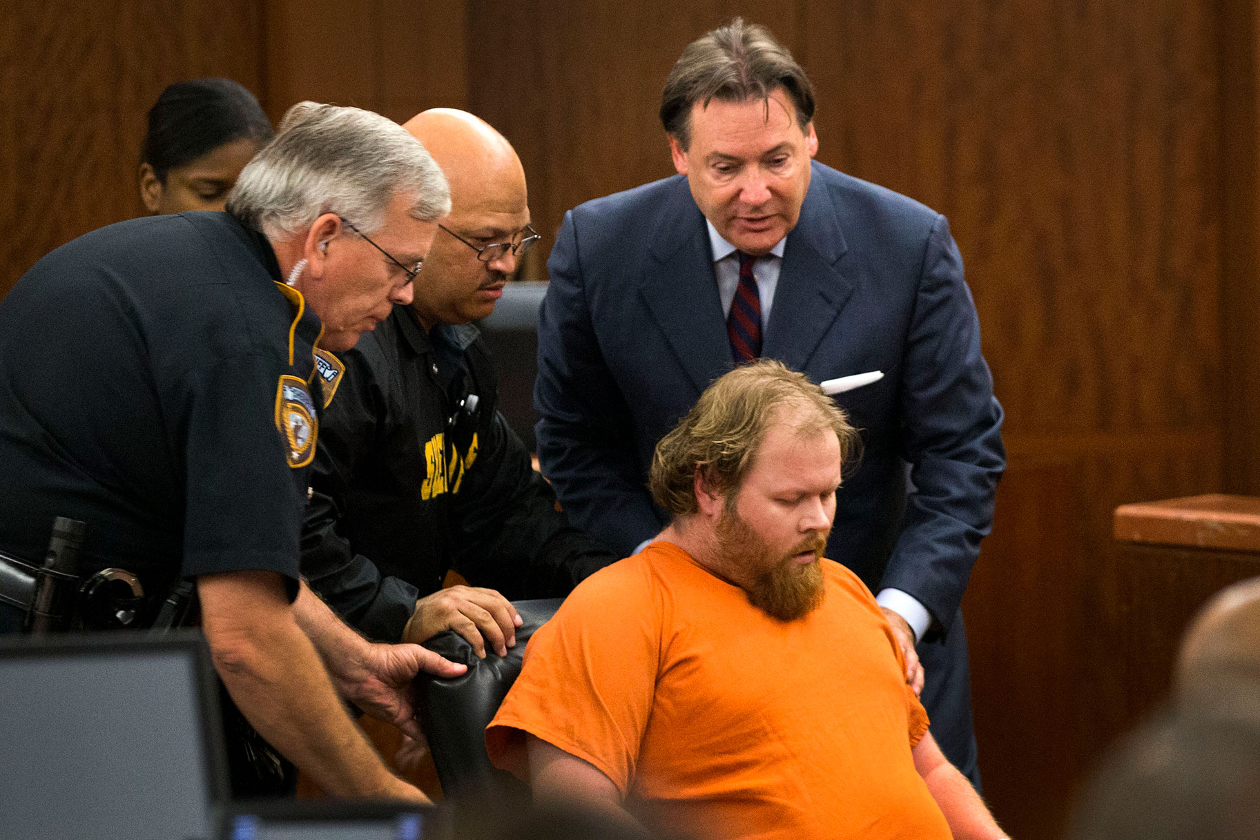Jury Deciding Whether Man Who Massacred Ex's Family Will Get Death Penalty Or Life In Prison