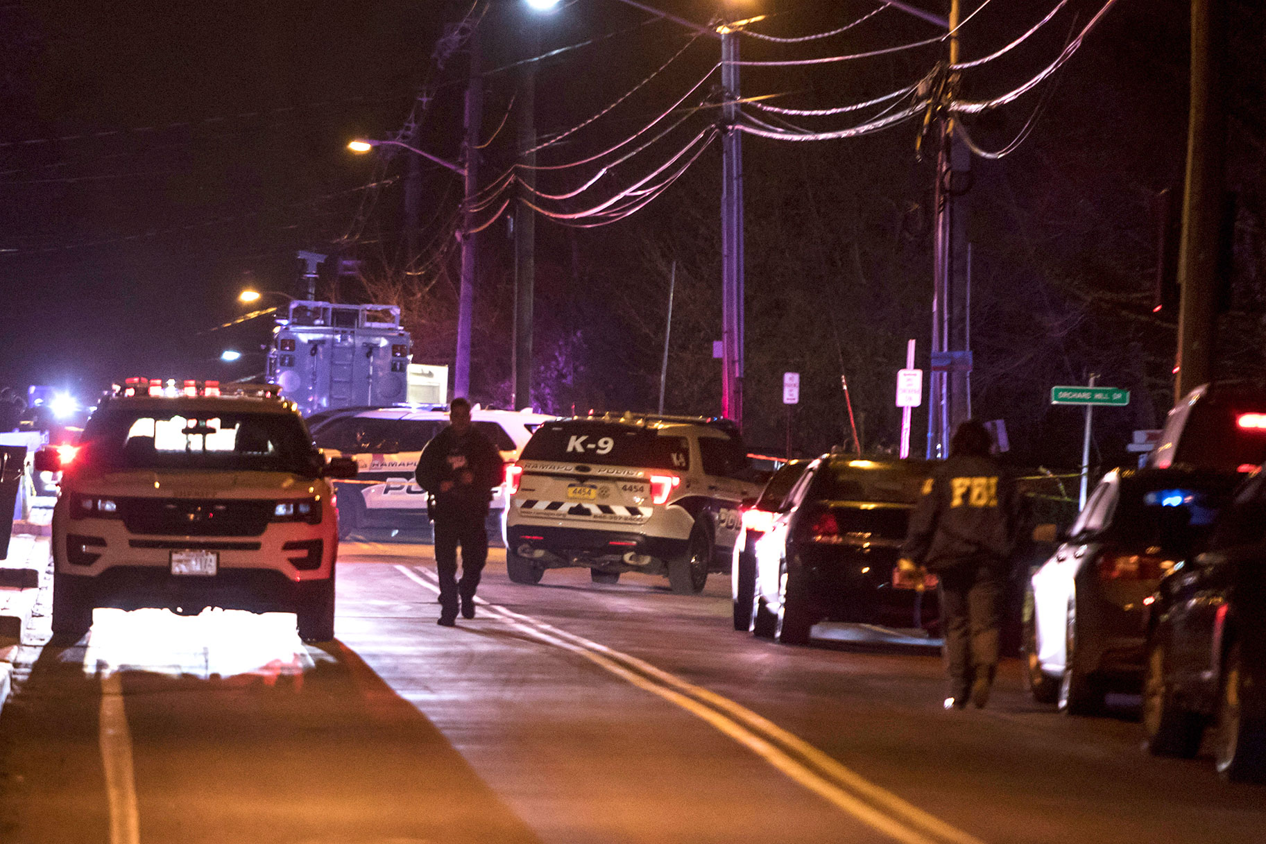 Monsey Synagogue Stabbing