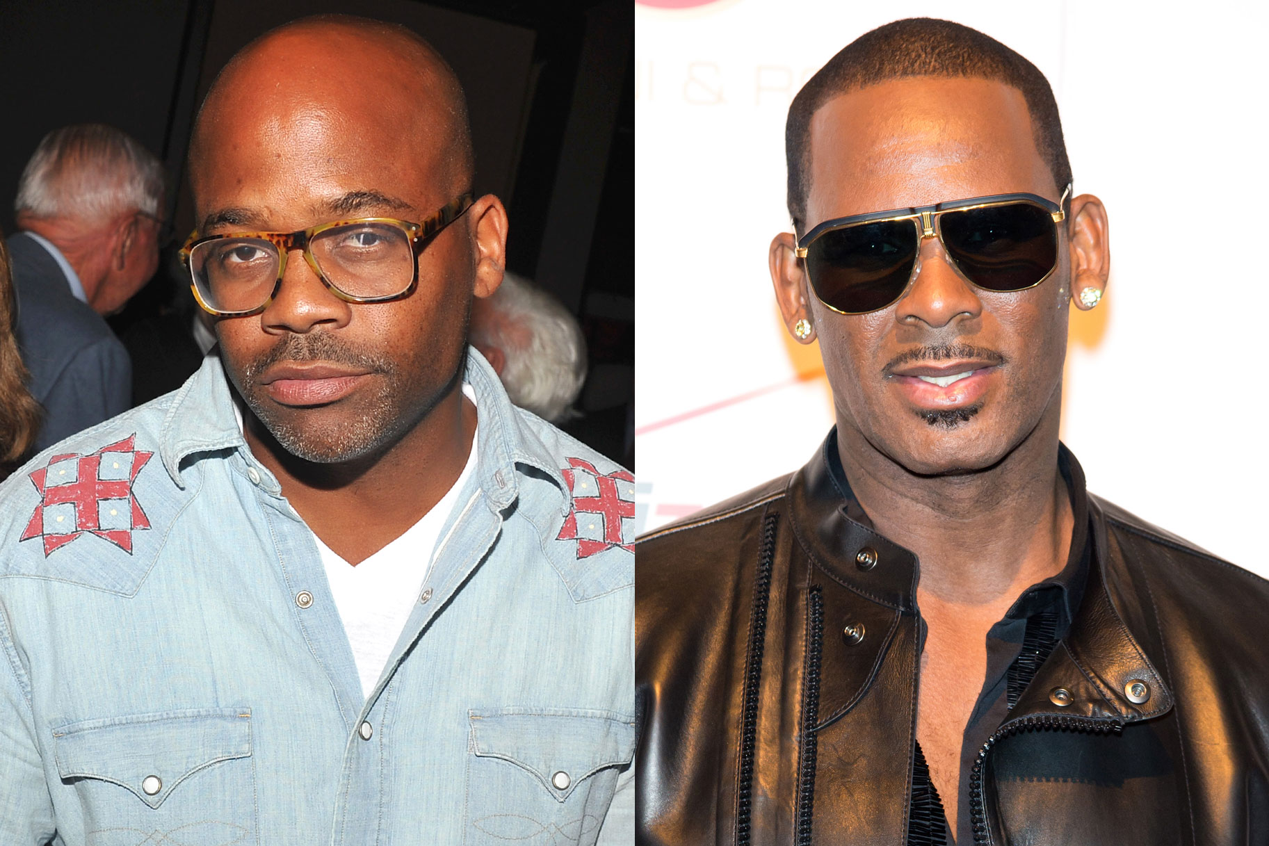 'He Set Me Up': R. Kelly's Brother Says Singer Secretly Taped Him Having Threesome