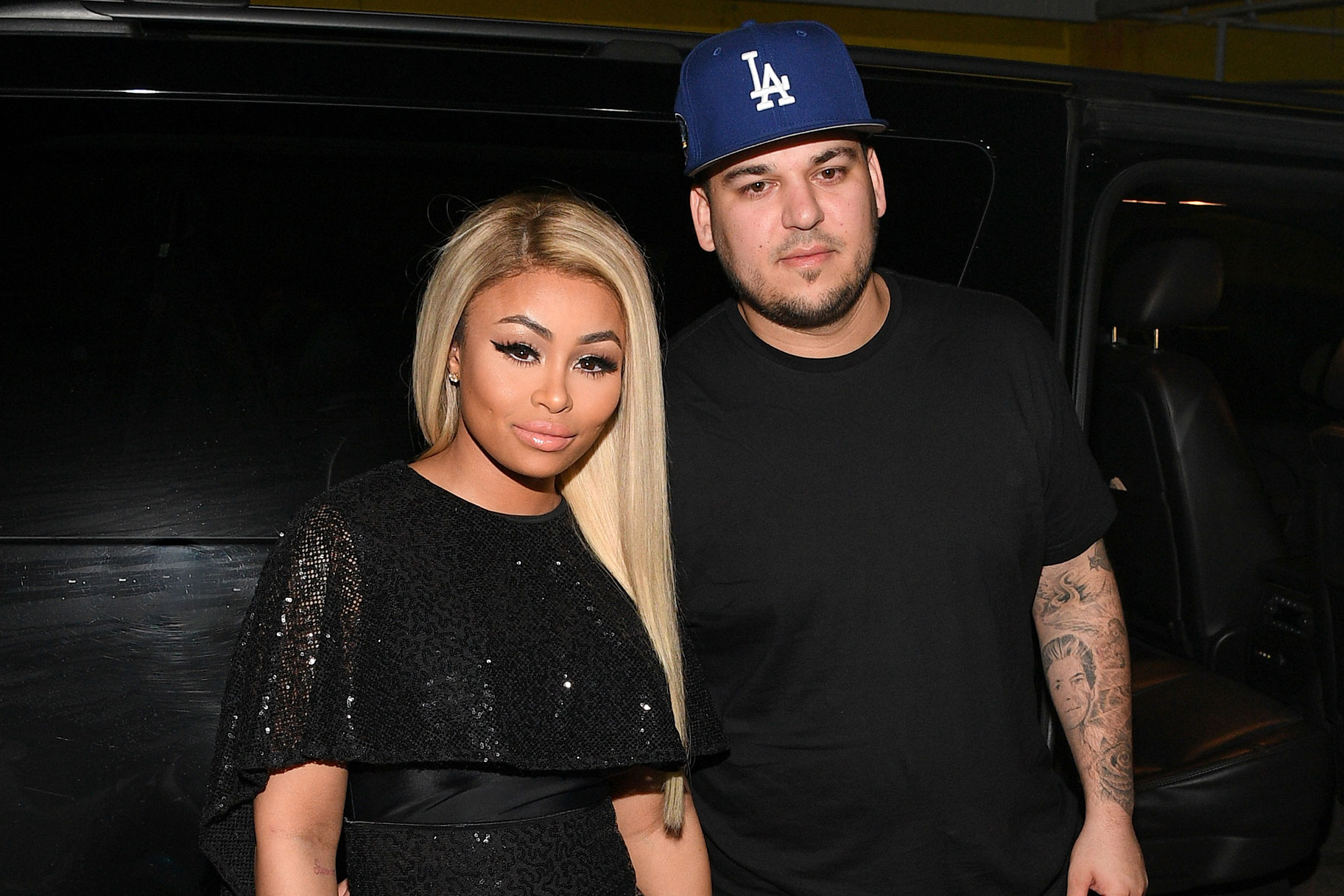 Blac Chyna Wants Judge To Throw Out Rob Kardashian's Lawsuit Alleging Assault And Battery