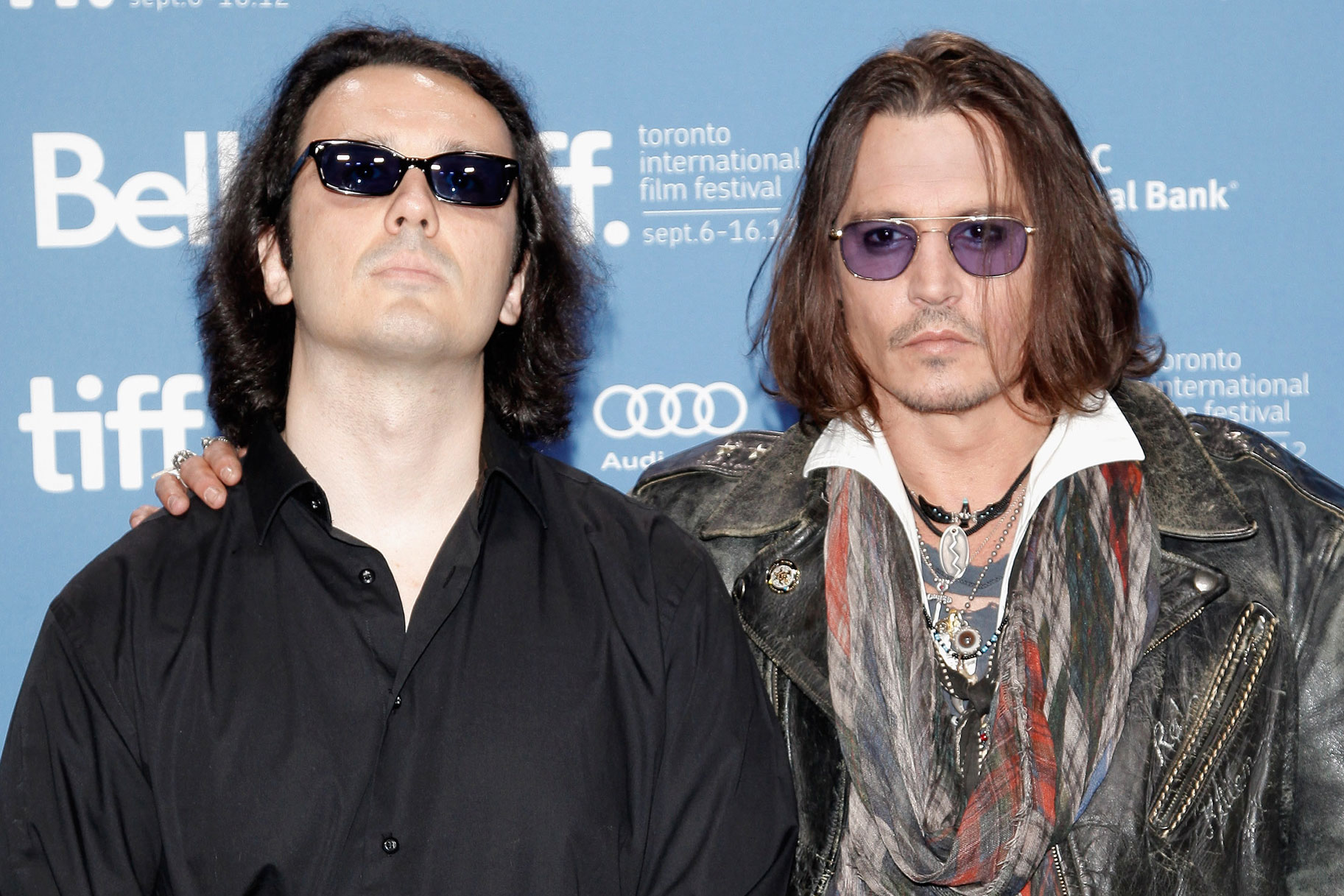Damien Echols Johnny Depp G