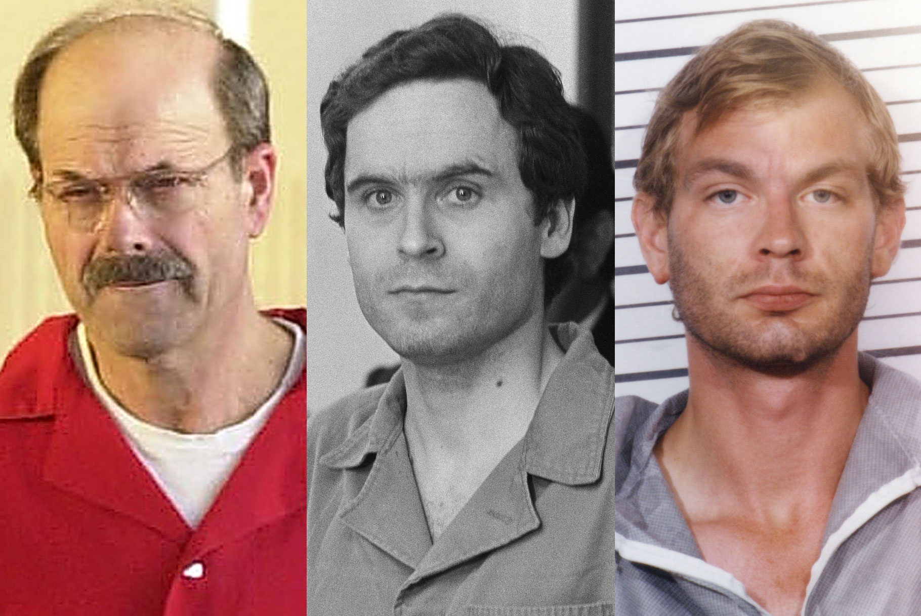 Btk Killer Bundy Dahmer G