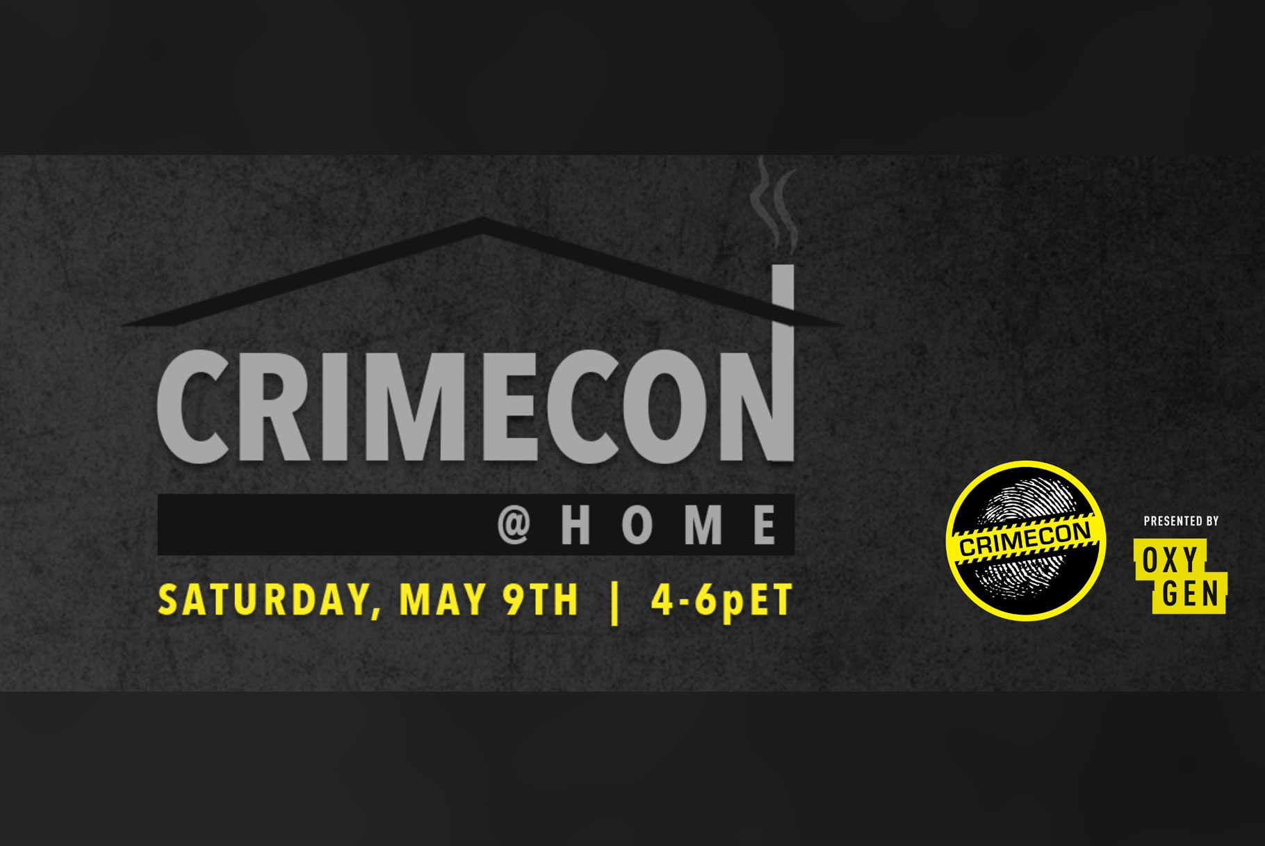 Crimecon At Home