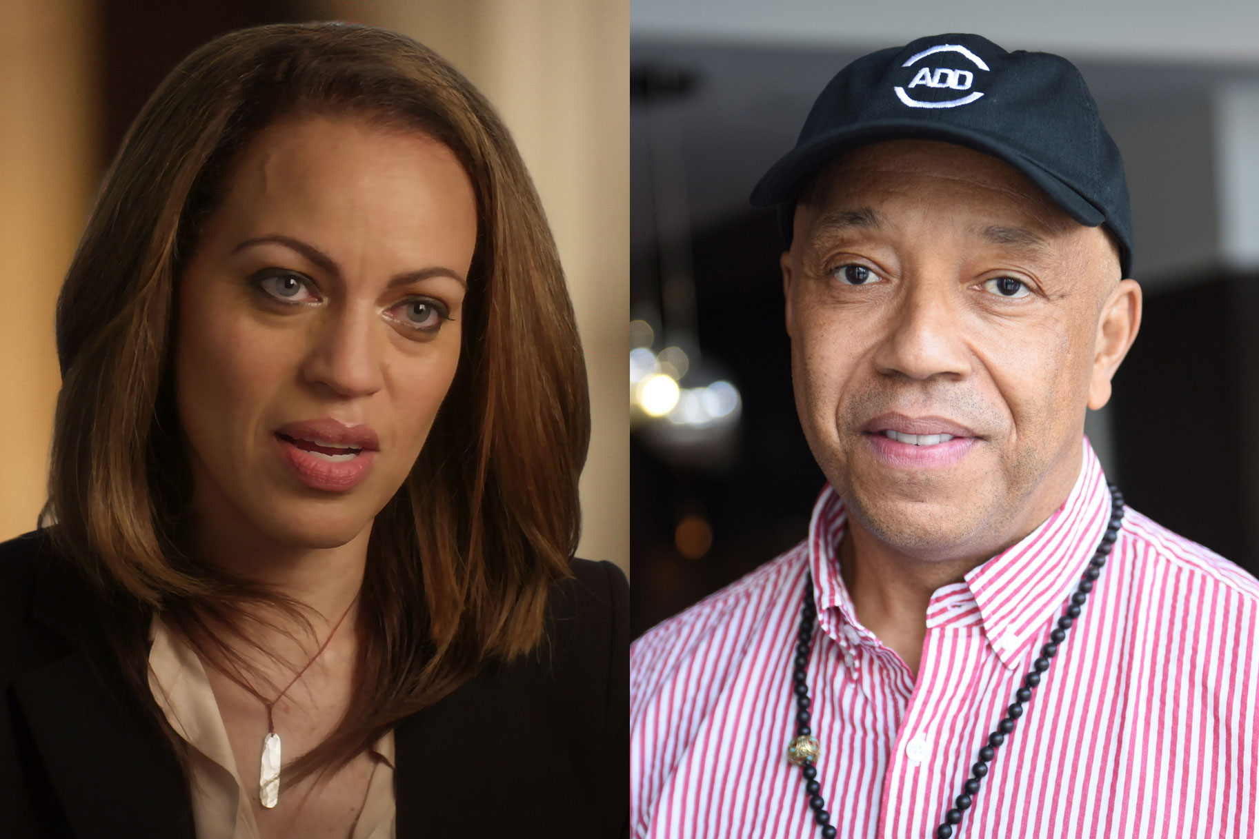 Drew Dixon Russell Simmons Hbo G