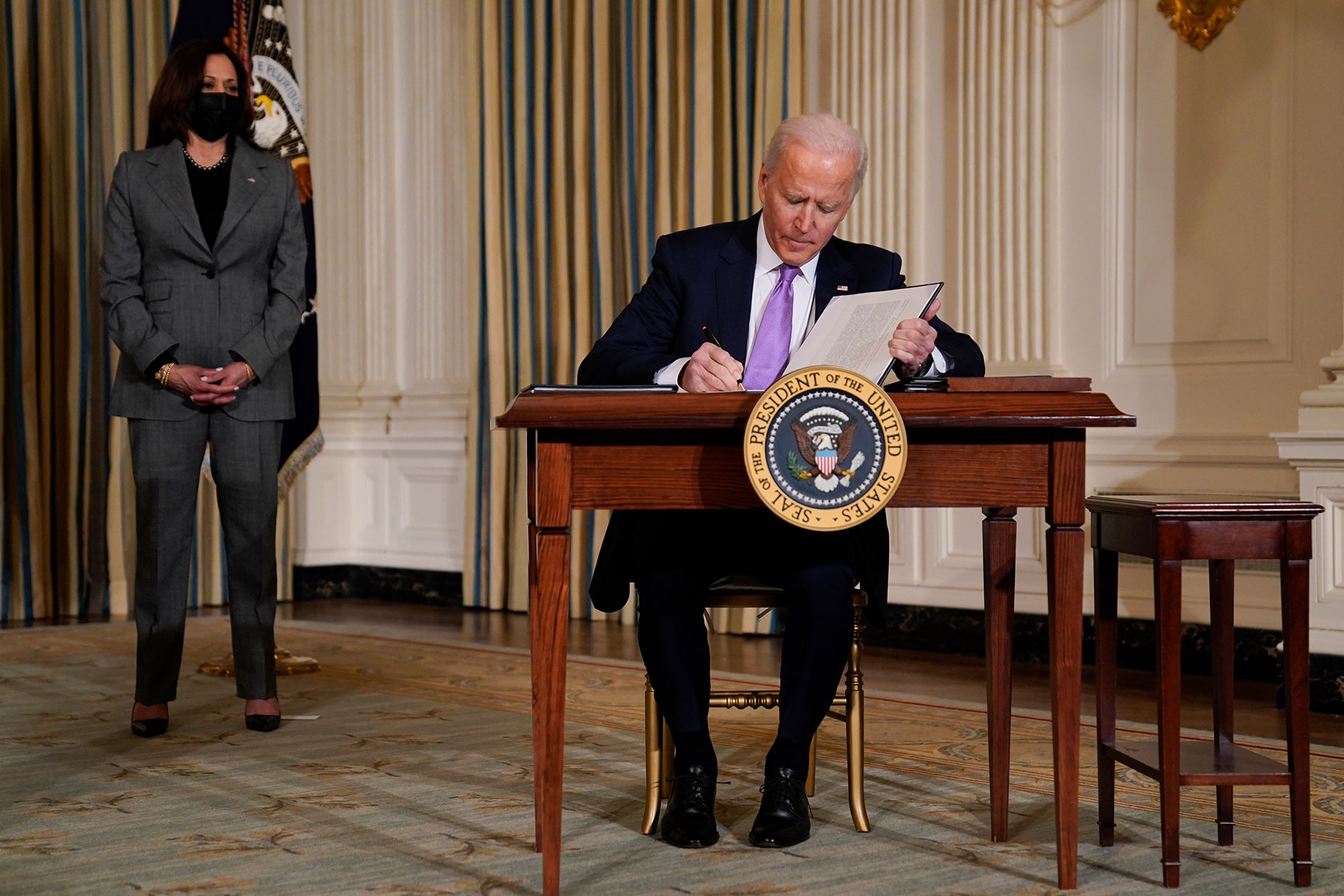 Biden Executive Order Ap