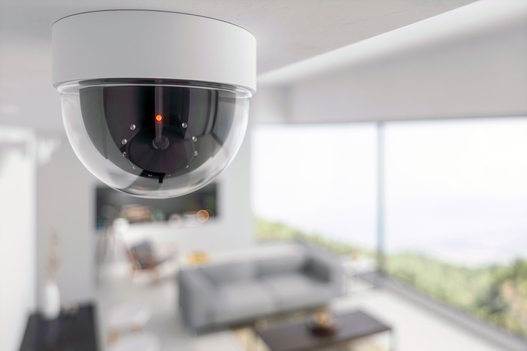 Security Camera In Home