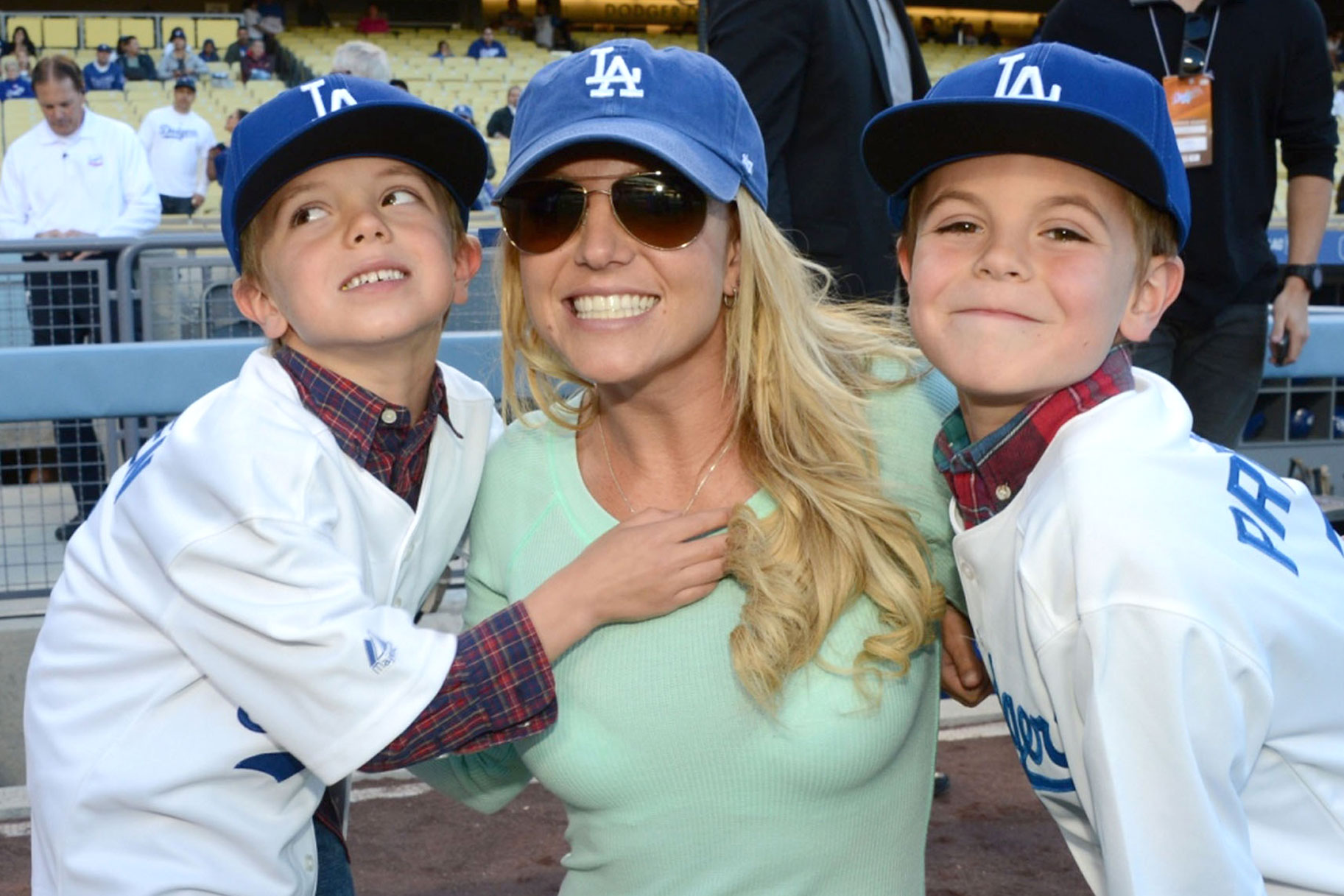 Britney Spears Sons G