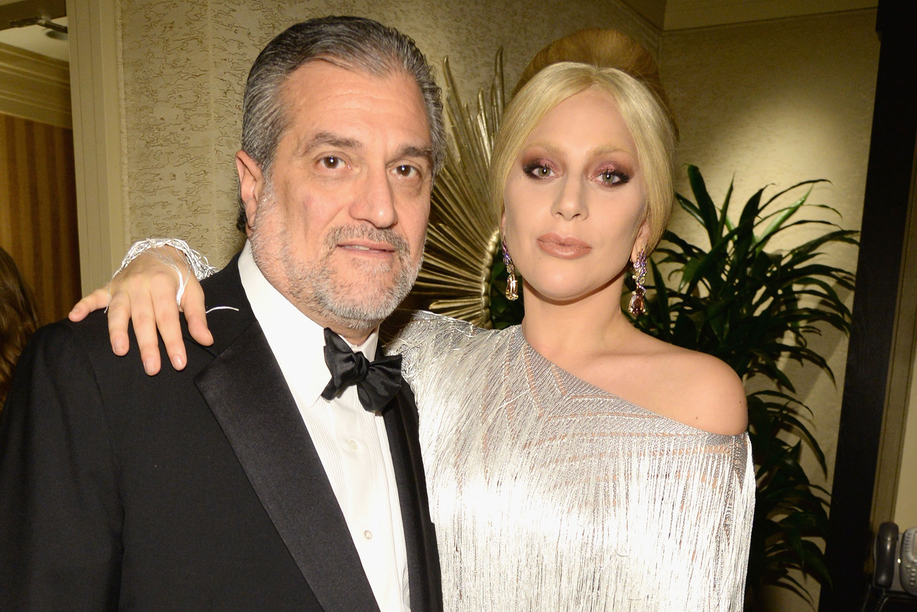 Joe Germanotta Lady Gaga G