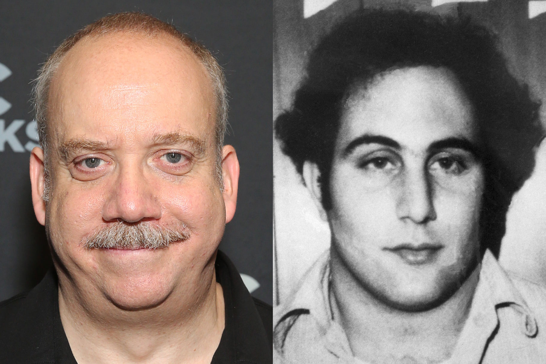 Paul Giamatti David Berkowitz G