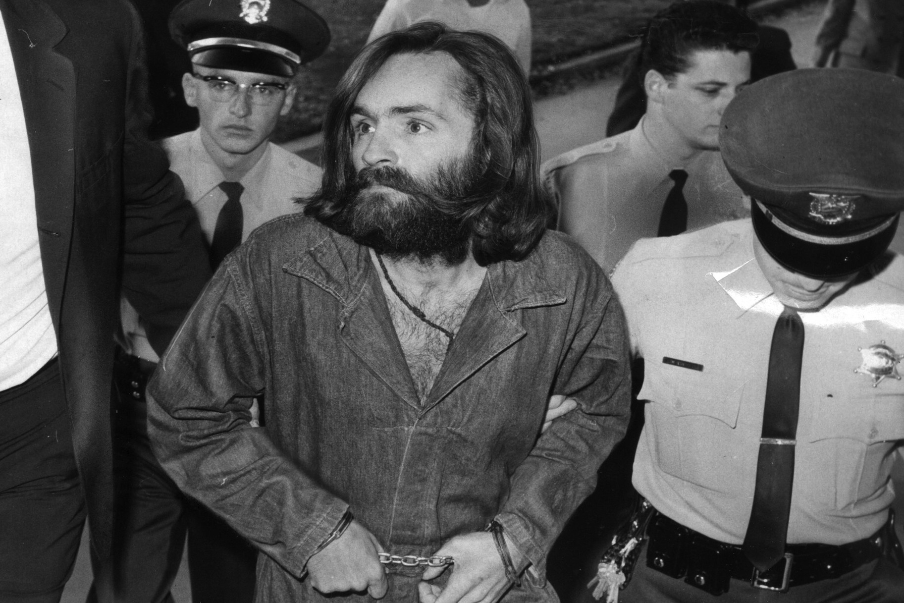 Charles Manson Facts You Probably Didnt Know Crime Time