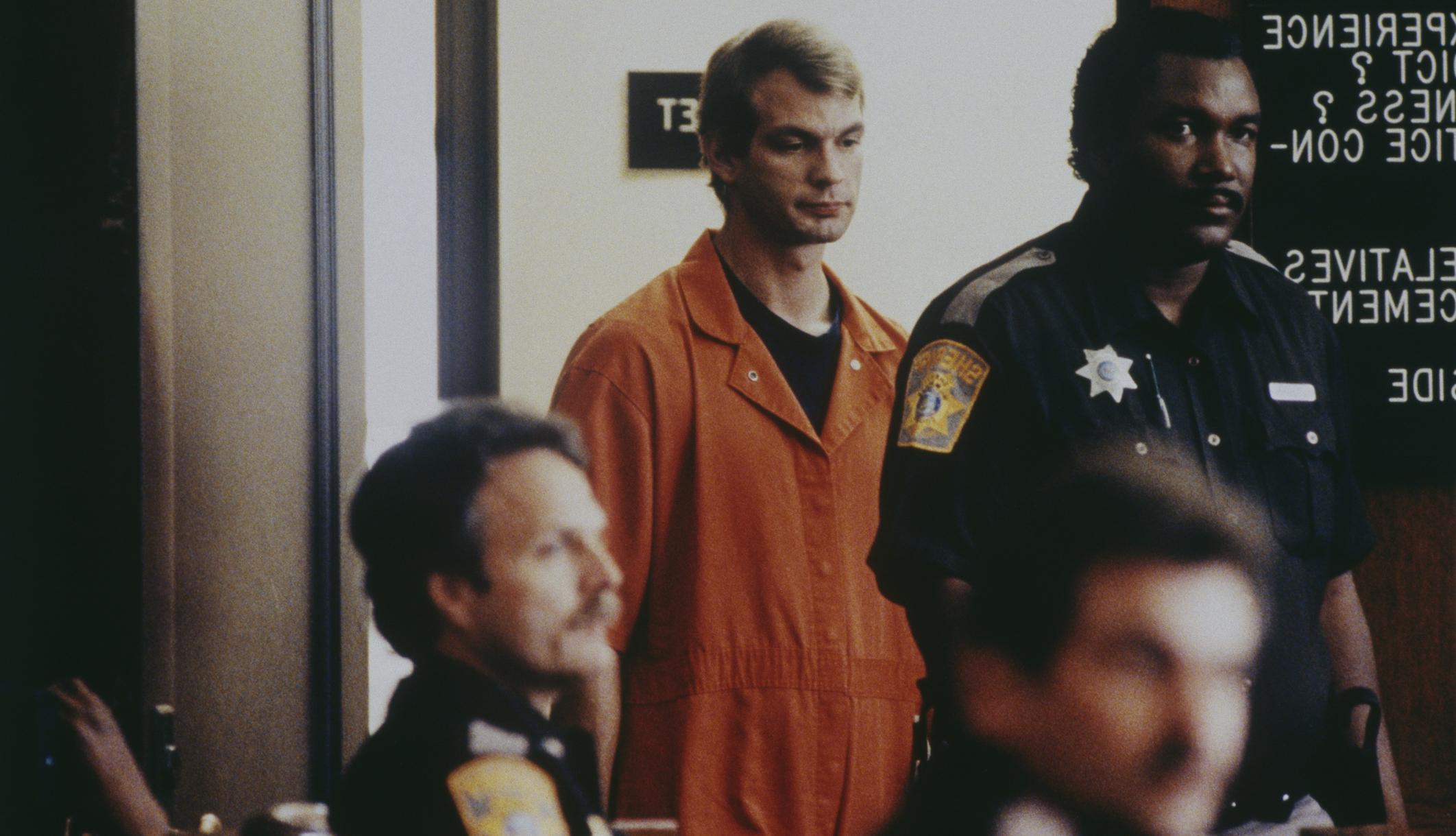 Dahmer On Dahmer: A Serial Killer Speaks | Oxygen Official Site