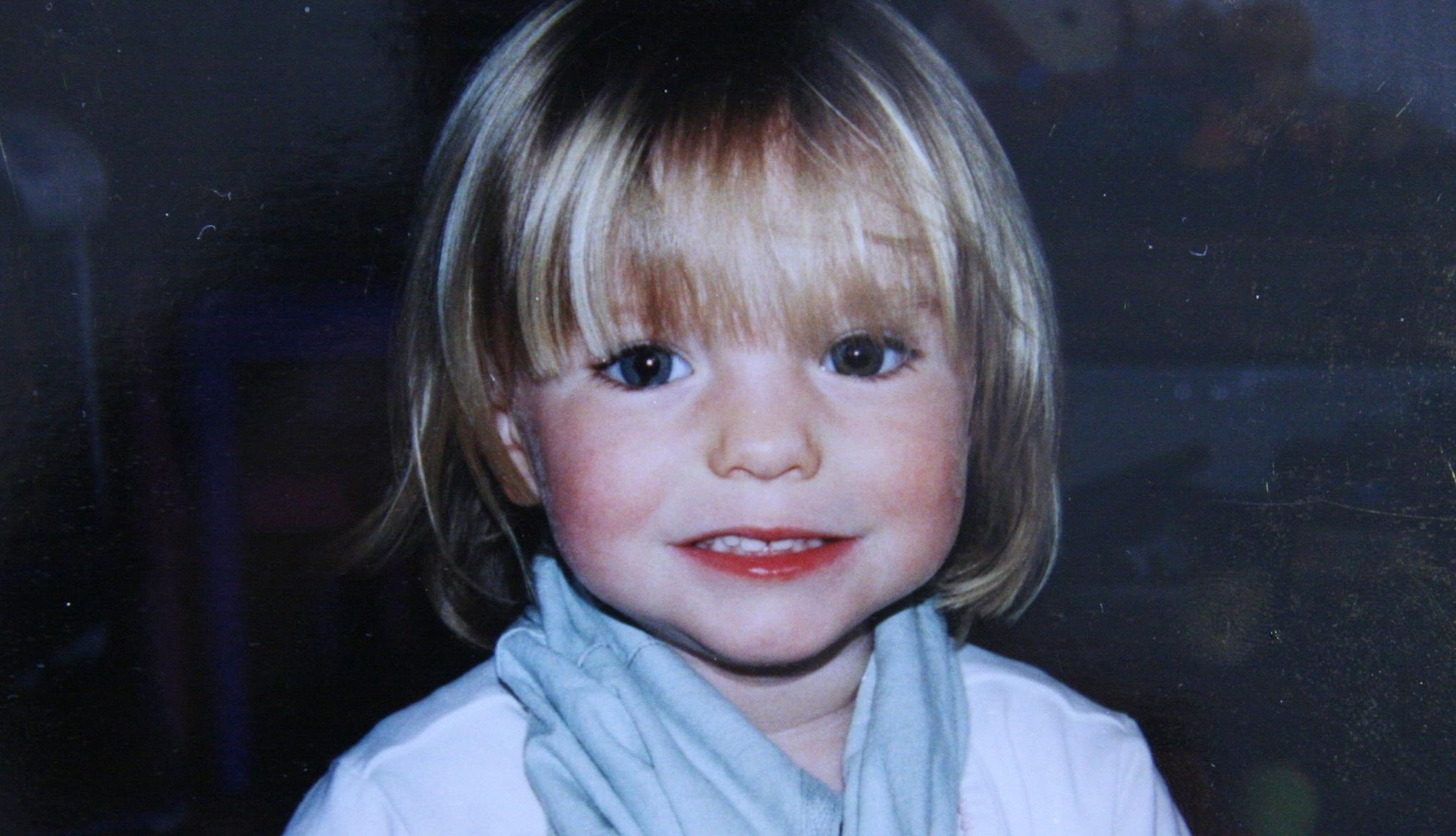 Missing Madeleine McCann baby photograph