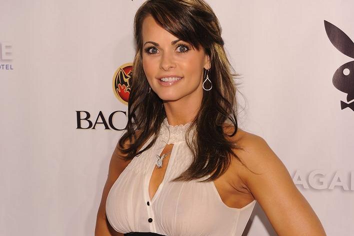 Christina Carlin Kraft Former Playboy Model Found Strangled To