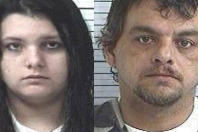 Dad Justin Bunn And Daughter Taylor Bunn Accused Of Incest -6805