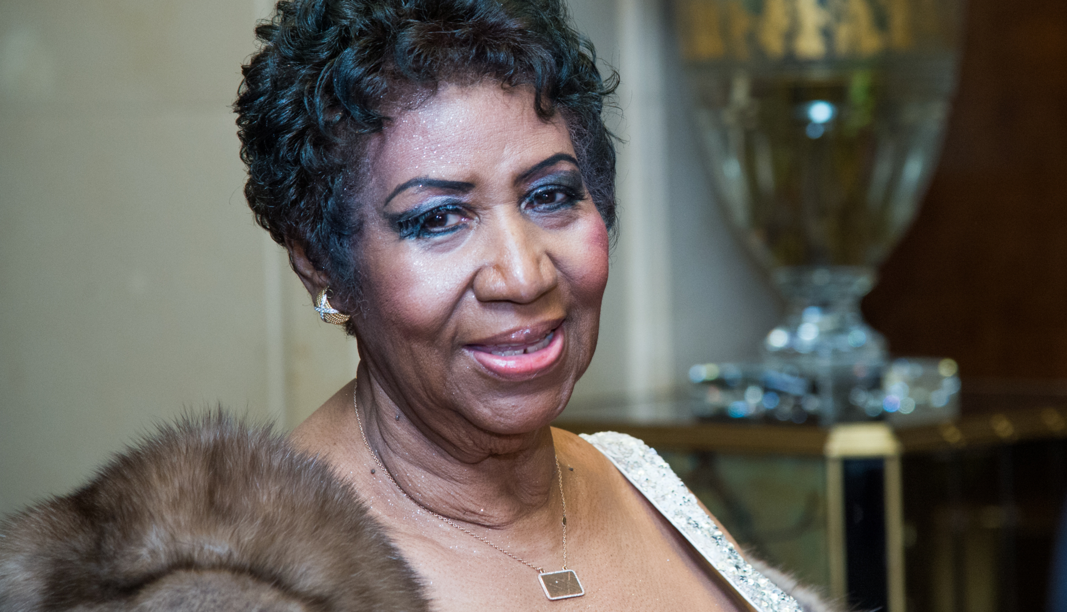 Thousands Gather To Pay Their Final Respects At Private Aretha Franklin Funeral