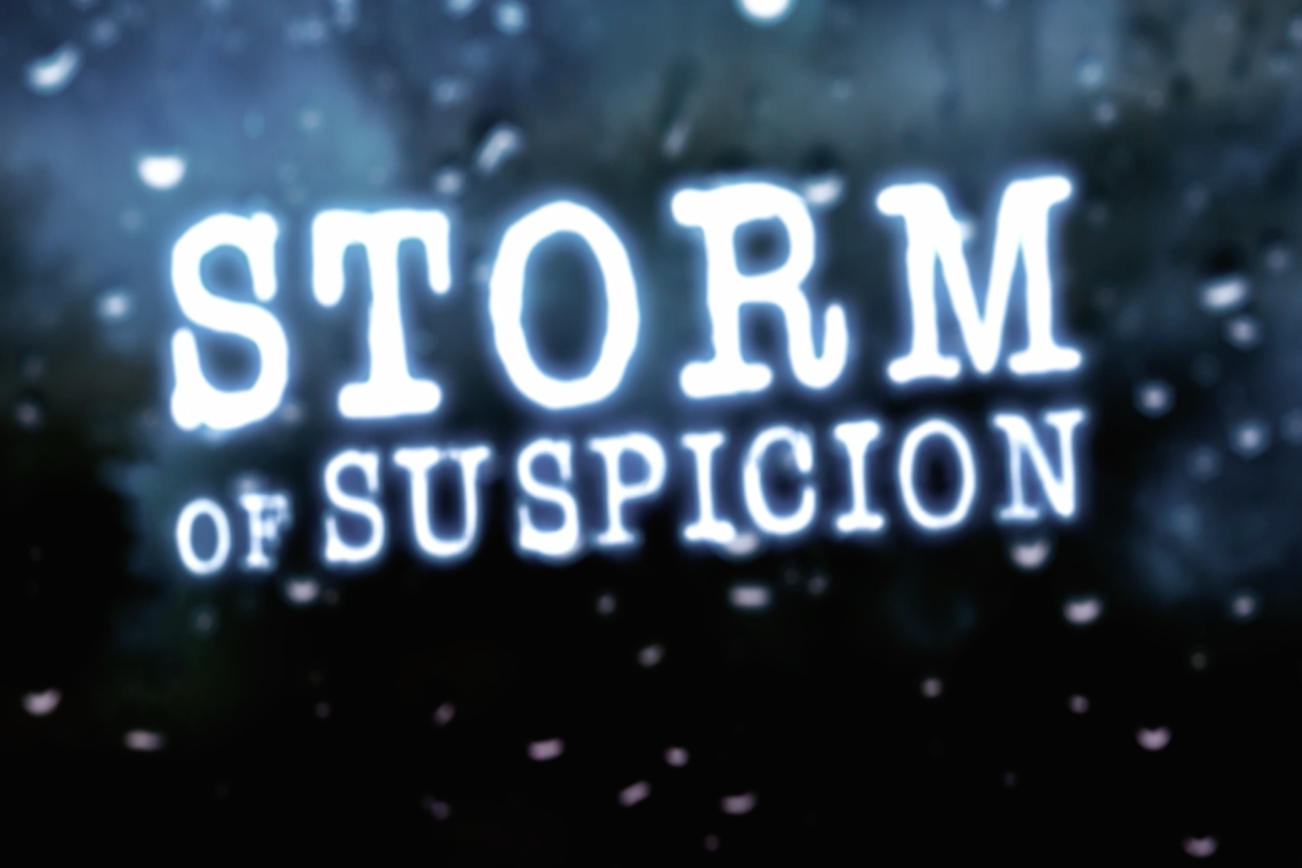 The Weather Channel Now Has True-Crime Show, 'Storm Of