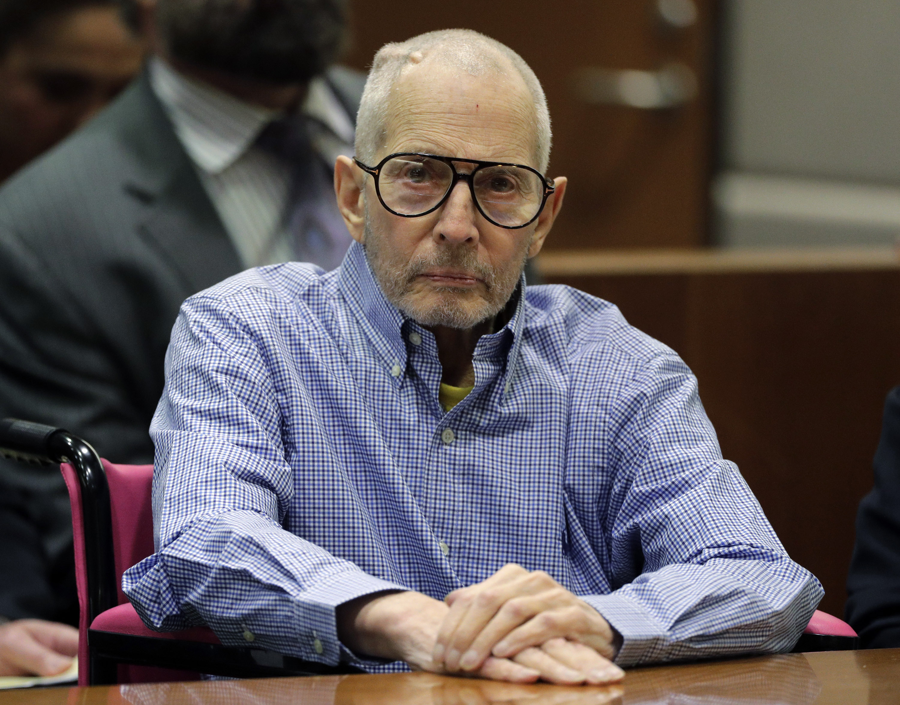 """Robert Durst, Accused Murderer Featured In """"The Jinx,"""" Cleared In Another Legal Battle"""