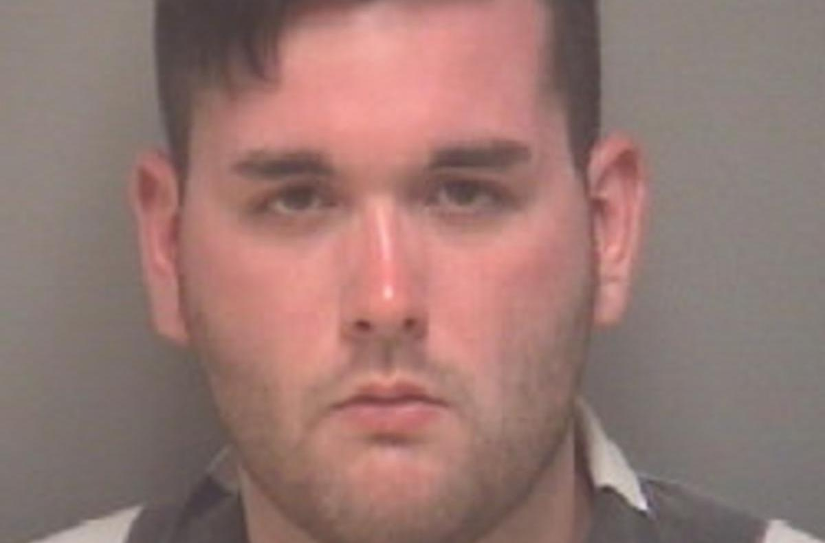 James Alex Fields pleads guilty.