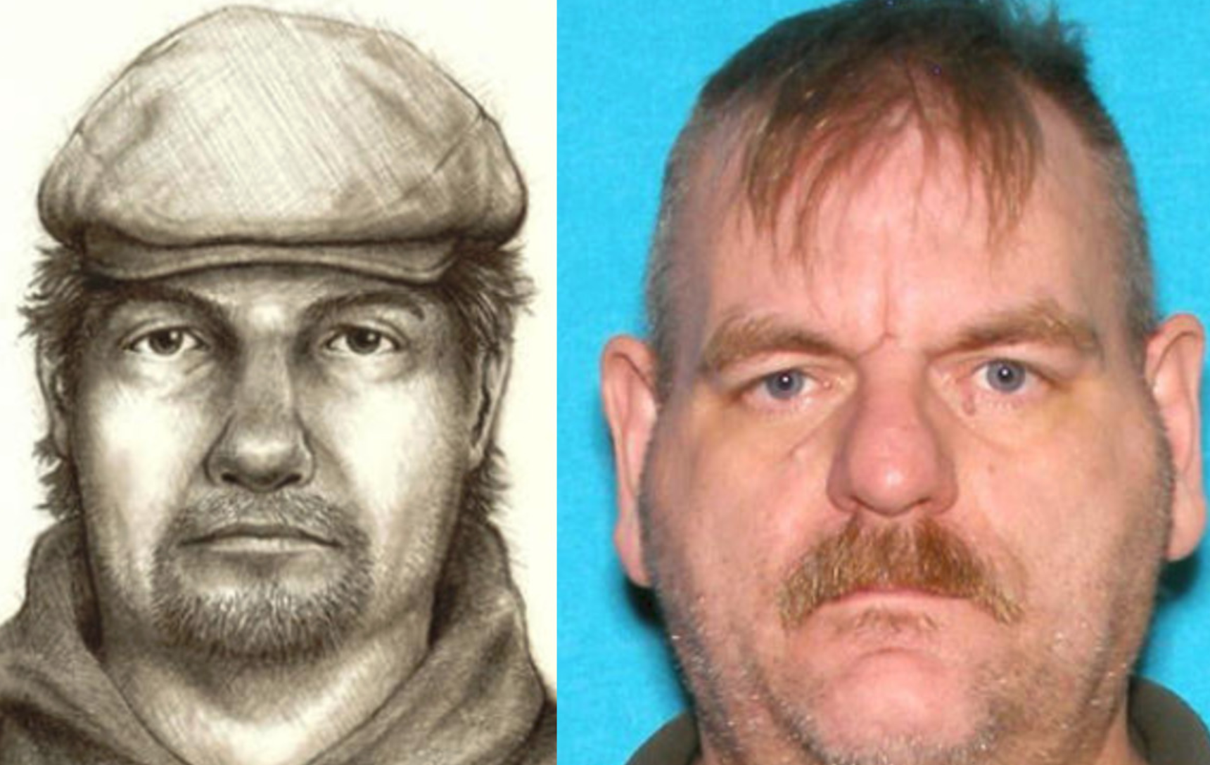 Charles Eldridge's Mugshot Resembles Sketch Of Delphi Murder