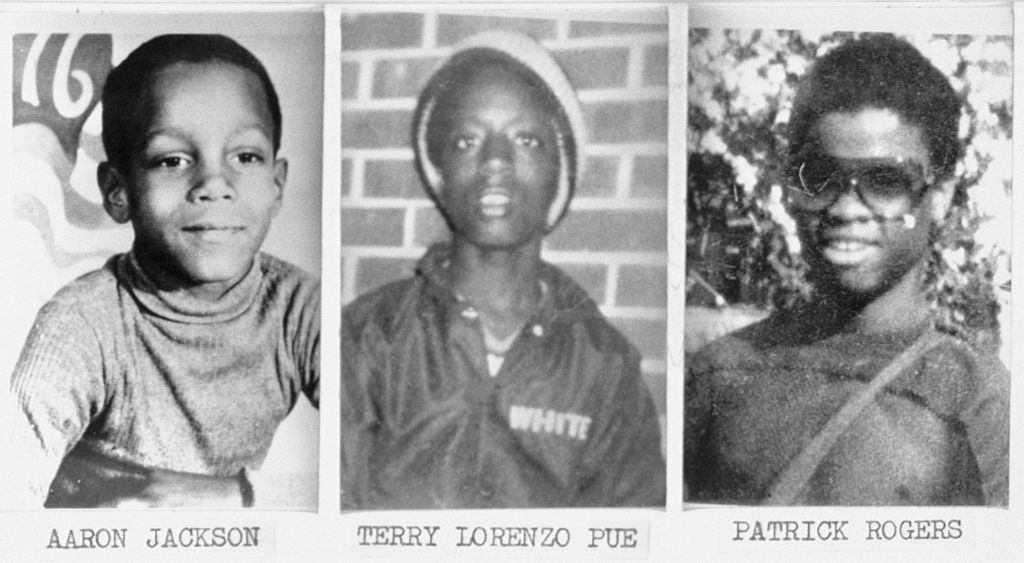 Three Atlanta Child Murders victims